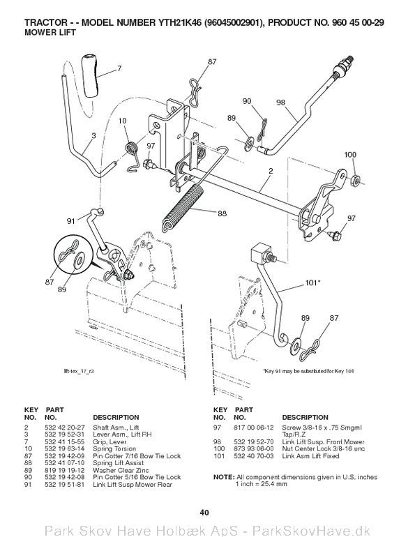 1057 14 reservedel husqvarna, yth21k46, 2011 05, 532444183, aaaa, 96045002901 husqvarna yth21k46 wiring diagram at n-0.co