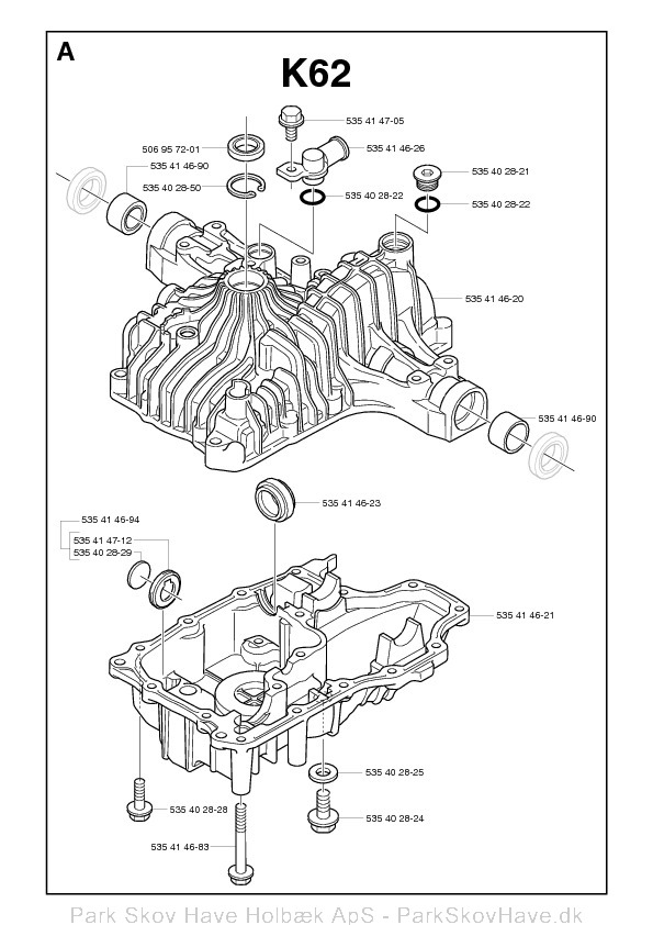 Tuff Torq K62 Transmission Manual Guide