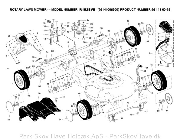 husqvarna lth 152 manual  u2013 fugtfjerner jem og fix