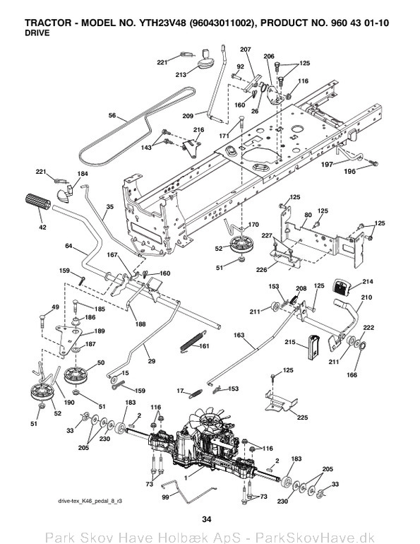 64l Belt Diagram